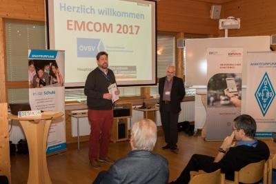 Das war EMCOM 2017 in Kuchl / Salzburg